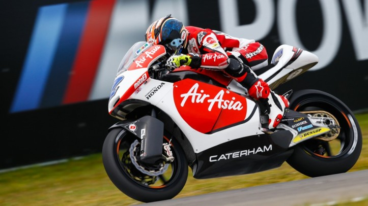 Josh Herrin Moto2