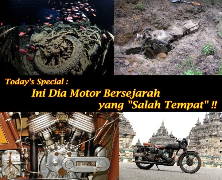 Motor Salah Tempat