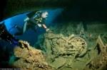 Motor Terpendam di Laut 3
