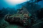 Motor Terpendam di Laut 4
