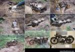 Motor Terpendam di Tanah