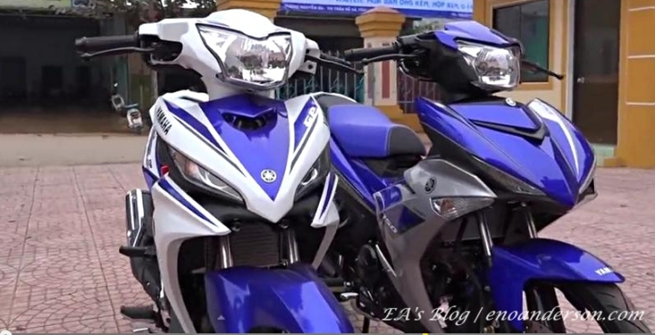 Perbandingan Jupiter MX King & MX Lawas