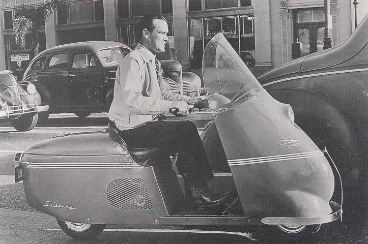 Salzbury Motor Glide