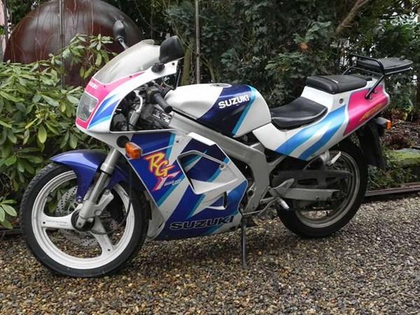 Suzuki RG125 Gamma 6