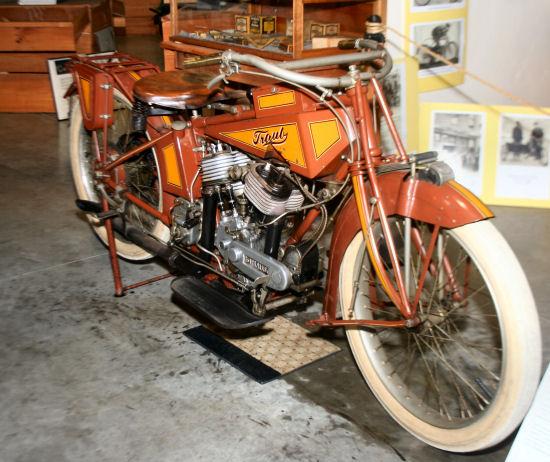 Traub Motorcycle 3