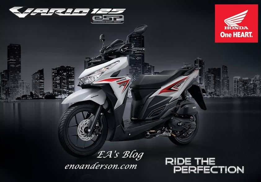 Ini Dia New Honda Vario 125 eSP, Facelift Tampilan plus Peningkatan ...