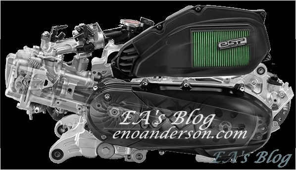 Vario 150 Engine x