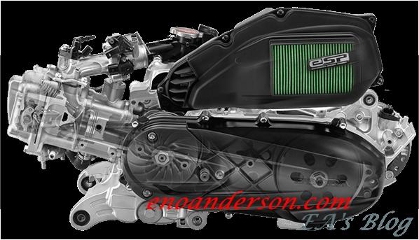 Vario 150 Engine