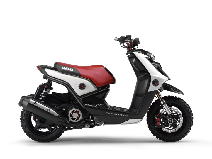 Yamaha BW's Concept 2007 2