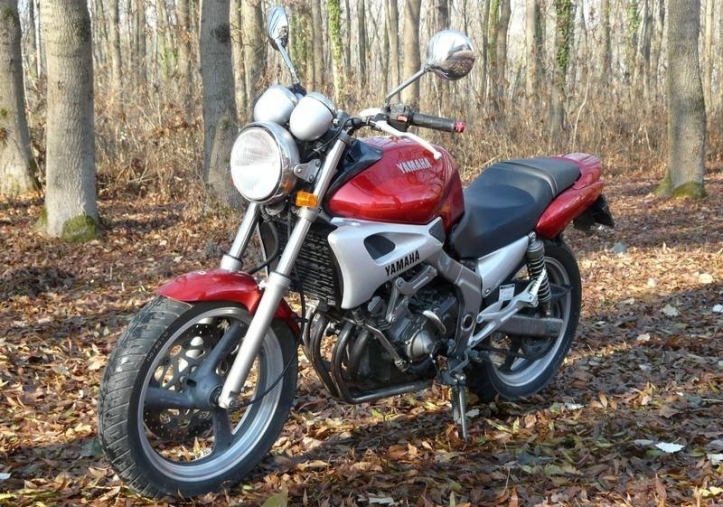 Yamaha FZX250 Zeal 13