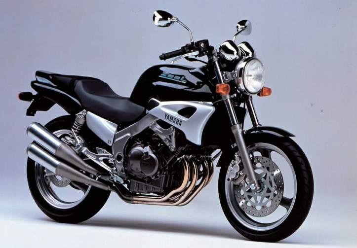 Yamaha FZX250 Zeal 2