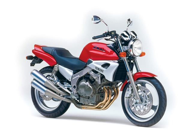 Yamaha FZX250 Zeal 5