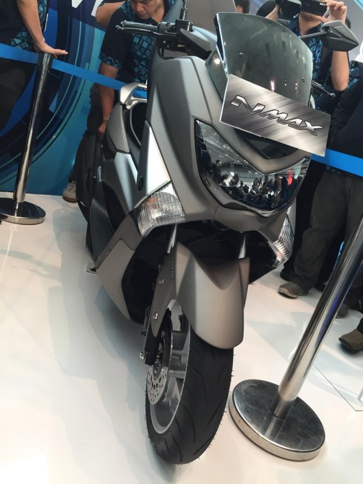 Yamaha N-Max Main