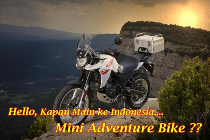 Adventure Bike Main