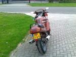 Honda CBR 750 Hurricane 2