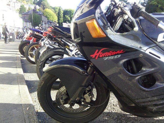 Honda CBR 750 Hurricane 5