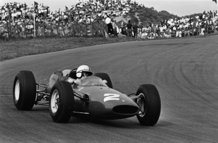 John Surtess F1 2
