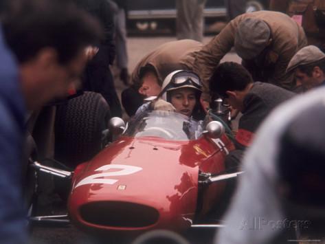 John Surtess F1