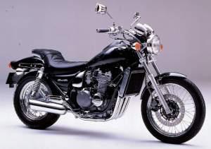 Kawasaki ZL400