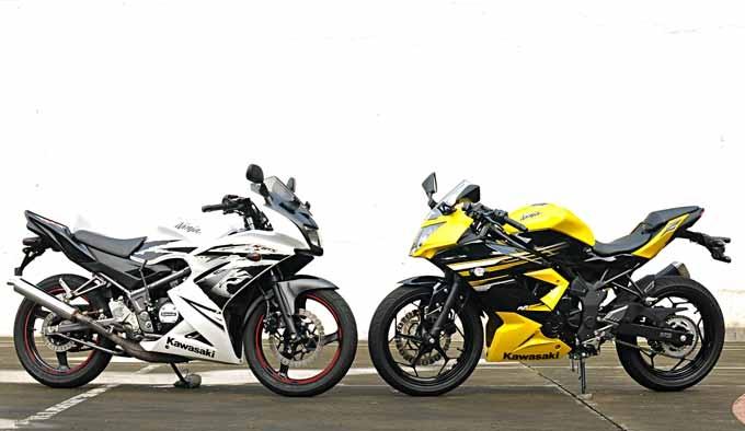 Kawasaki Ninja 150rr Segera Discontinue  Sudah Layakkah