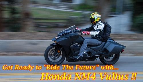 Bersiap honda nm4 vultus turut diboyong ke indonesia for Honda nm4 review