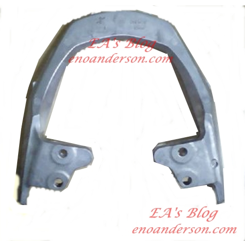 Rear Grip Honda K56 3