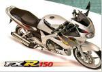Suzuki FXR 150 16