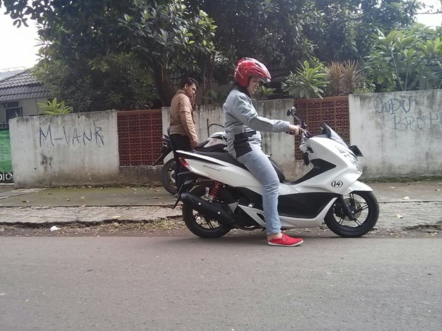 Test New PCX 150 2