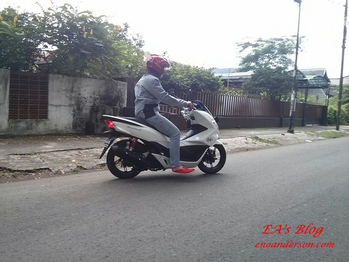 Test New PCX 150 5