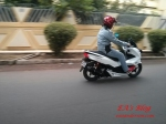 Test New PCX 150 8