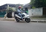 Test New PCX 150