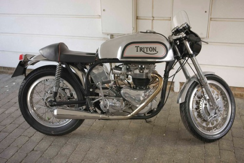 Triton Cafe Racers