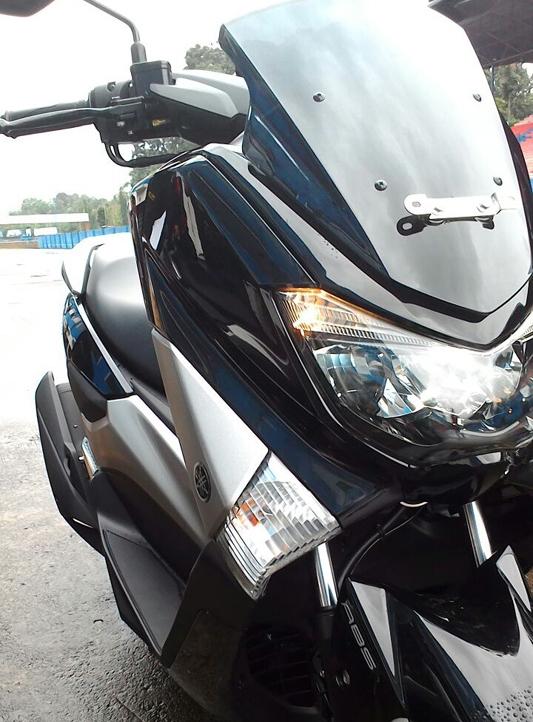 Yamaha NMax 6