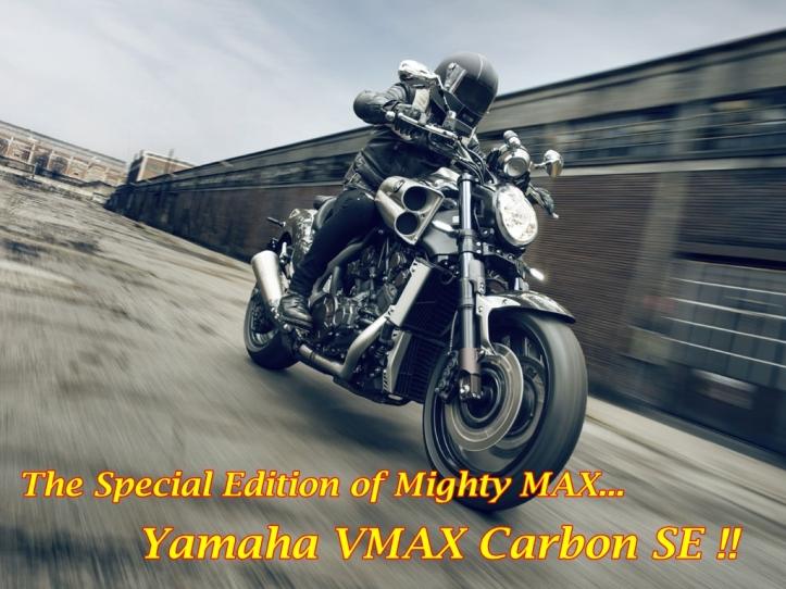 Yamaha VMAX Carbon SE Main