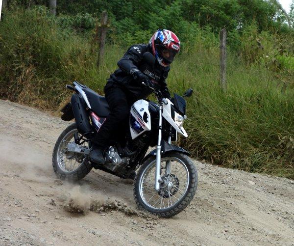Yamaha XTZ150 Crosser 7
