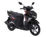 All New Soul GT 125 Bluecore Bravery Black