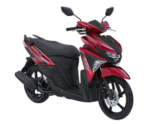 All New Soul GT 125 Bluecore Victory Red