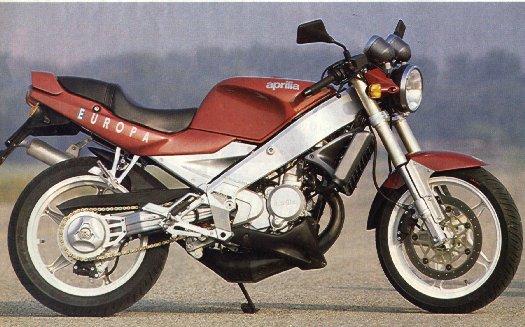 Aprilia Europa 125 7