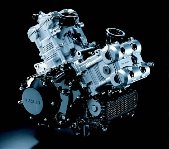 Cagiva Raptor 1000 Engine