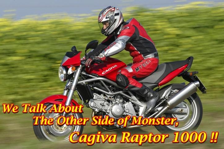 Cagiva Raptor 1000 Main