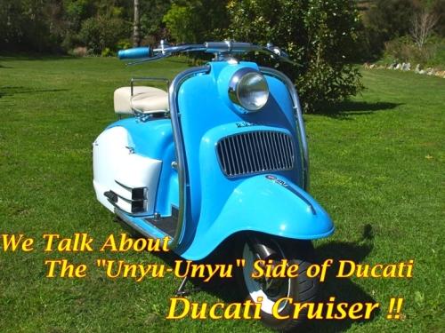 Ducati Cruiser Main