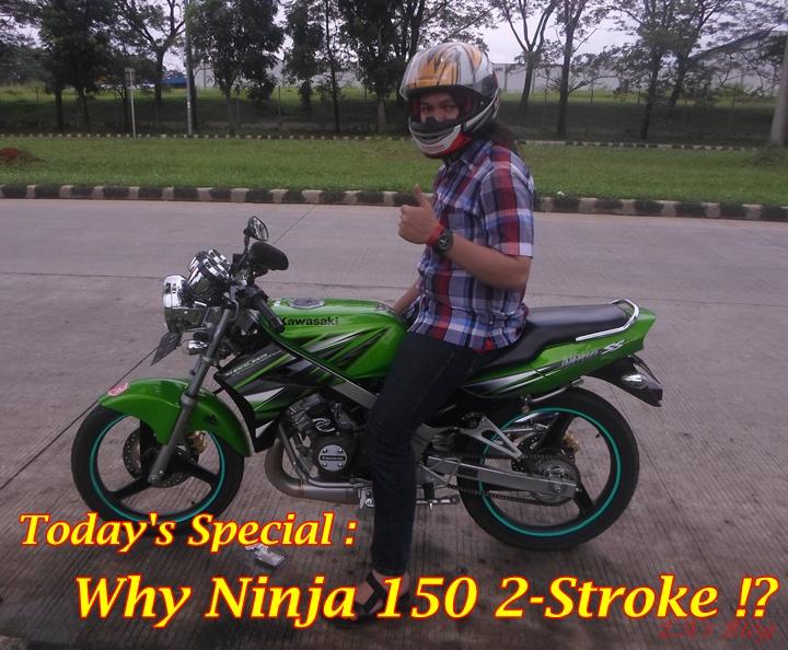 Eno With Ninja 150SS