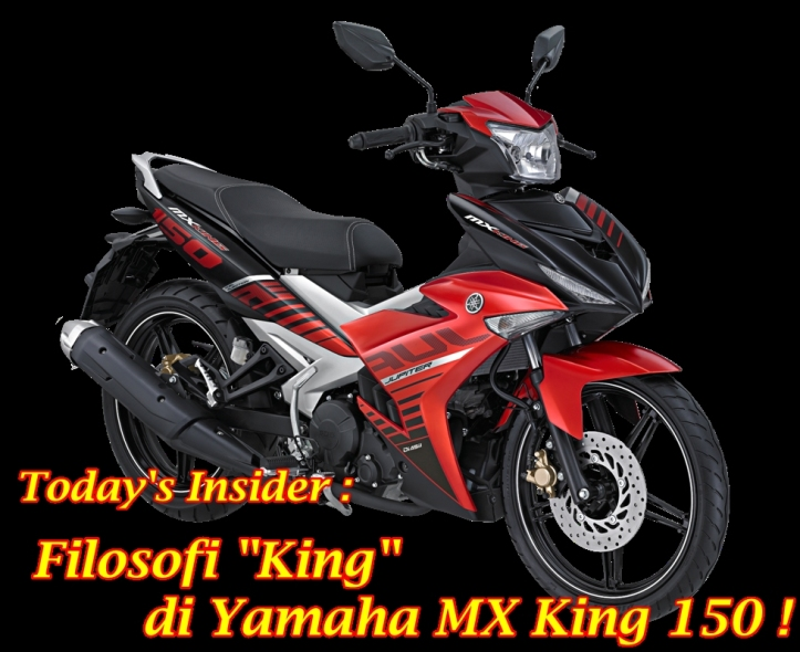 Filosofi MX King 150 Main