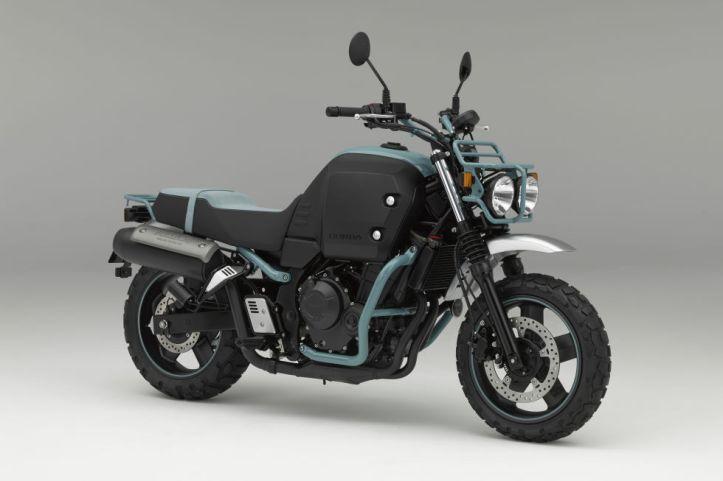 Honda Bulldog 2
