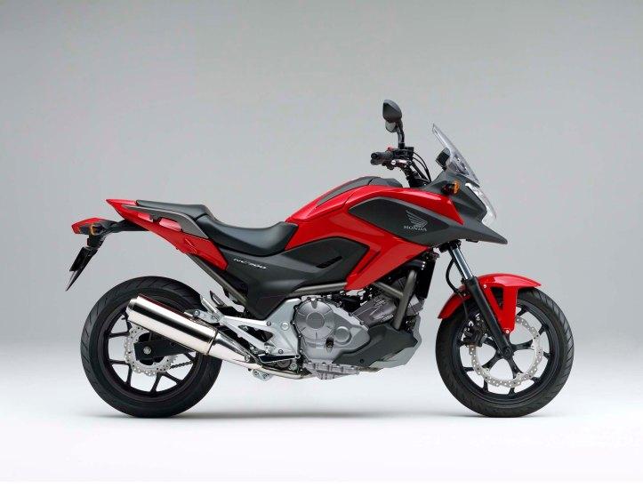 Honda NC700X 3