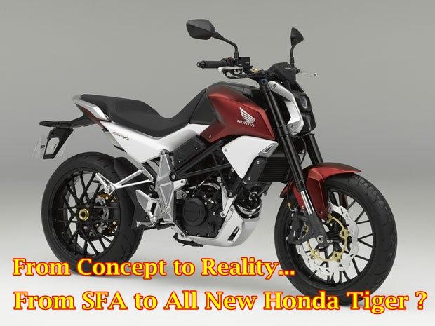 Honda SFA Concept Main