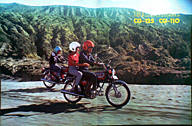 Honda Super Cub 3