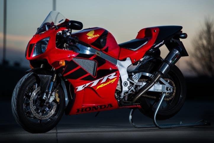 Honda VTR1000 SP-1 Last