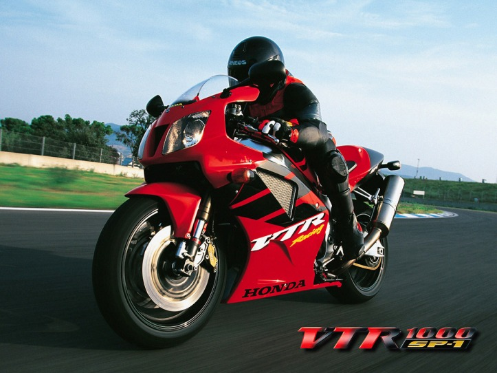 Honda VTR1000 SP-1 Ride
