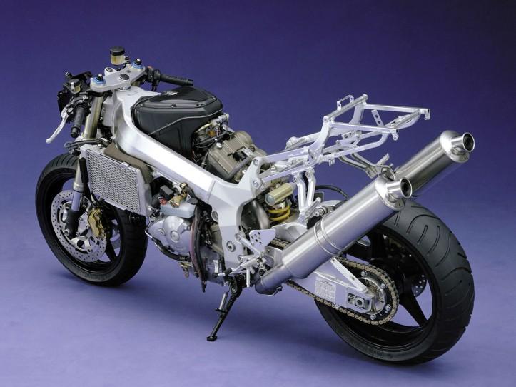 Honda VTR1000 SP2 Frame